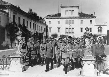 19 luglio 1943: Mussolini e Hitler a Belluno