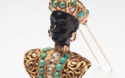 La «spilla razzista» è un moretto veneziano