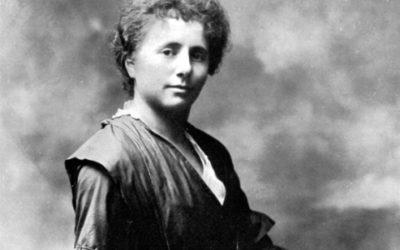 Margherita Sarfatti: da Mussolini alla Cucina Italiana
